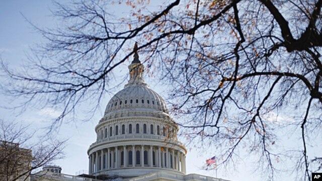 The U.S. Capitol building in Washington, Nov., 19, 2011.