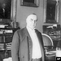 麦金利总统1898年6月