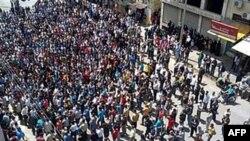 Suriye'de Yüzlerce Kişi Tutuklandı