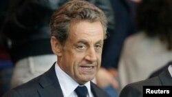 Mantan Presiden Perancis Nicolas Sarkozy kembali ke garis depan politik (foto: dok).