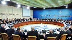 Από την σύνοδο των Υπουργών Άμυνας του ΝΑΤΟ στις Βρυξέλλες