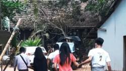 ရန္ကုန္ေရာက္ CNN သတင္းေထာက္နဲ႔ အင္တာဗ်ဴးမိသူေတြ အဖမ္းခံရ