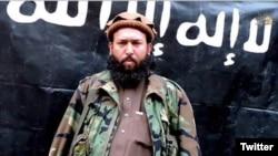 지난달 미군 공습에 사망한 것으로 밝혀진 하피즈 사이드 칸 (자료사진). 미국은 지난 5월에도 아프가니스탄에서 탈레반 최고지도자인 물라 아크타르 만수르를 표적 공습한 뒤 사망을 확인한 바 있다.