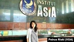 Risa Santoso, menjadi Rektor Institut Teknologi dan Bisnis ASIA, Malang, tercatat sebagai rektor termuda di Indonesia, usai dilantik pada 2 November 2019