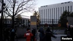 Посольство Російської Федерації у Вашингтоні