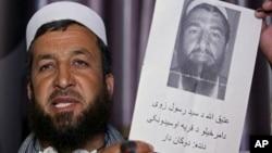 هزاران نفر در چهار دهۀ اخیر توسط حکومتهای وقت در افغانستان بازداشت و ناپدید شده است
