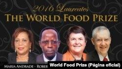 Prémio da Alimentação Mundial 2016
