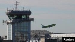 Moskova Domodedovo Havalimanı