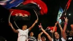 Además de la candidatura de Ortega, había otros cinco aspirantes a la presidencia, todos políticos desconocidos para la gran mayoría de los habitantes.
