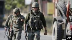 درگیرهای مسلحانه میان نیروهای هند و پاکستان در طول ماه های اخیر اوج گرفته است