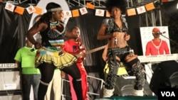 Top Zimbabwean musician Sandra Ndebele
