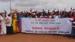 Agenda Africana: A mulher na política na Guiné-Bissau, um processo que exige luta, dizem activistas - 10:00