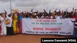 Marcha em Bissau