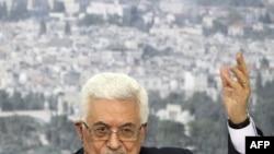 Abbas, Filistin Devletinde Kararlı