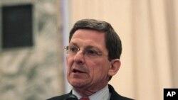 美国负责阿富汗和巴基斯坦问题的特使格罗斯曼1月22日在喀布尔