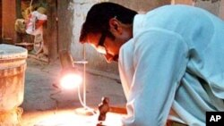 پاکستان میں لیبر قوانین کا اطلاق صرف ایک تہائی مزدوروں پر