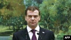 Tổng Thống Nga Dmitry Medvedev hứa sẽ áp dụng các biện pháp cứng rắn hơn và khắc nghiệt hơn đối với các phần tử khủng bố