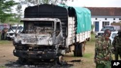 Kenya đã hứng chịu hàng loạt vụ tấn công bằng bom đạn bị quy cho các phần tử chủ chiến al-Shabab thực hiện kể từ khi nước này phái quân đội vào Somalia năm 2011.