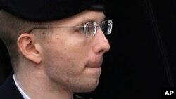Cựu binh nhì quân đội Chelsea Manning.