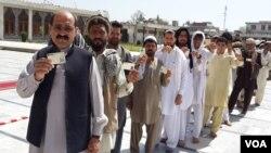 نورستانی: حضور مردم در ولایات بیشتر بود