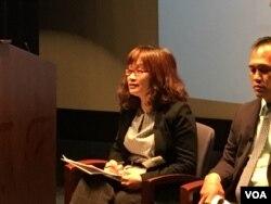 中美研究中心执行主任洪农博士