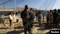 지난 22일 무장조직 탈레반이 아프가니스탄 카불 국제공항에 폭탄 테러 했다. (자료사진)