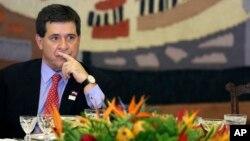 El presidente de Paraguay, Horacio Cartes, viajará a Israel para traslado de embajada de Tel Aviv a Jerusalén.