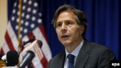 Thứ trưởng Ngoại giao Thường trực Hoa Kỳ Antony Blinken.