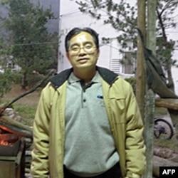 台湾泰雅族、和平乡博爱国小教务主任黄永光