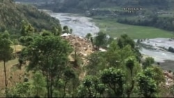 Nepal'de Deprem En Çok Kırsal Alanları Etkiledi