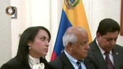 Avanza diálogo entre oposición y gobierno de Venezuela