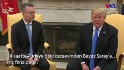 24 saatte Türkiye'deki cezaevinden Beyaz Saray'a…