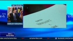 Intervistë me Ramush Haradinajn nga Franca