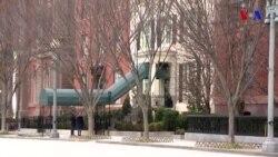 """""""Blair House"""" – ABŞ prezidentlərinin Qonaq Evi"""