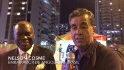Rio2016: A equipa angolana está muito motivada