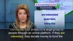 Phát âm chuẩn - Anh ngữ đặc biệt: The Perils of Crowdfunding (VOA)