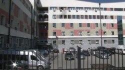 Shperthim ne parlamentin e Kosoves
