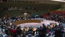 安理會周五就敘利亞暫停衝突投票表決