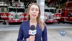 Як пожежники у Каліфорнії доставляють їжу ізольованим пенсіонерам. Відео