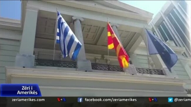 Shpresa për zgjidhjen e çështjes së emrit të Maqedonisë