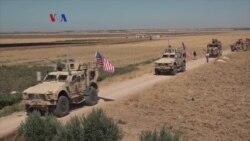 Pasukan Kurdi Sesalkan Penarikan Pasukan AS dari Suriah Utara