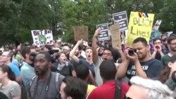 Վաշինգտոնում ազգայնամոլների ցույցը ''ցրվեց'' անձրեւի ուժով