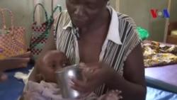 Un enfant sur cinq souffre de malnutrition en RDC (vidéo)