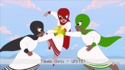Ethiopian Girls Get Their Own Superheroes