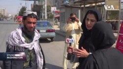 Afganistan: Talibanski borac govori za VOA o upravljanju zemljom