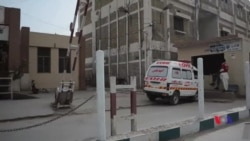 ڈرون حملے میں مارے گئے افراد کی لاشیں ورثا کے حوالے کر دیں: ڈاکٹر
