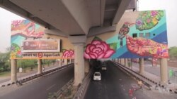 As Street Art Picks Up Momentum, Colorful Murals Transform Indian Cities