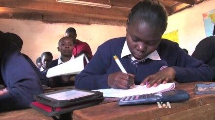 E-readers Help Ease Africa's Book Shortage