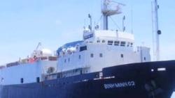 Tàu VN bị Trung Quốc cắt cáp ở Biển Ðông