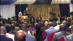 Ayiti Prezidan Jovenel Moïse Prezante Ofisyèl man Mèt Jean Henry-Céant Kòm Premye Minis